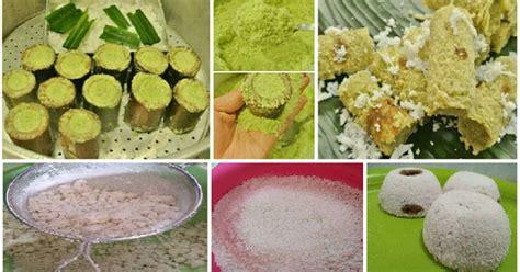 Gula Halus Bambu Per Pcs resep membuat kue putu bambu rasa pandan khas medan