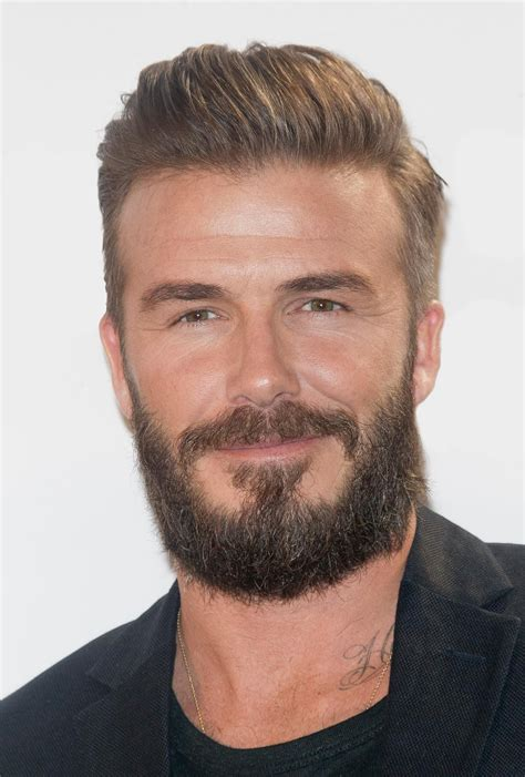 david beckham hairstyles and beard david beckham named people s sexiest man alive models