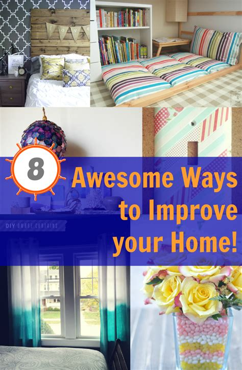 8 awesome ways to improve your home discountqueens