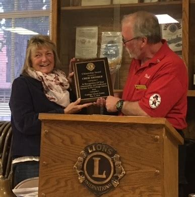 Bank Of Sun Prairie Cottage Grove by Bank Of Sun Prairie Colleague Wins Lions Club Citizenship