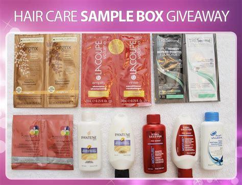 Free Hair Giveaway - slescanada hair care sle box giveaway