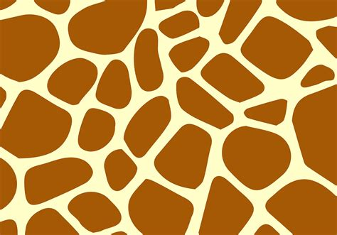 giraffe printable template giraffe pattern vector free vector stock
