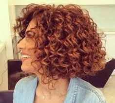 stacked perm short hair image result for stacked spiral perm on short hair