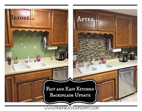 vinyl kitchen backsplash give your kitchen backsplash a much needed makeover with