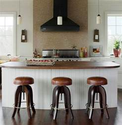 Kitchen Island With Chairs by 22 Unique Kitchen Bar Stool Design Ideas 183 Dwelling Decor
