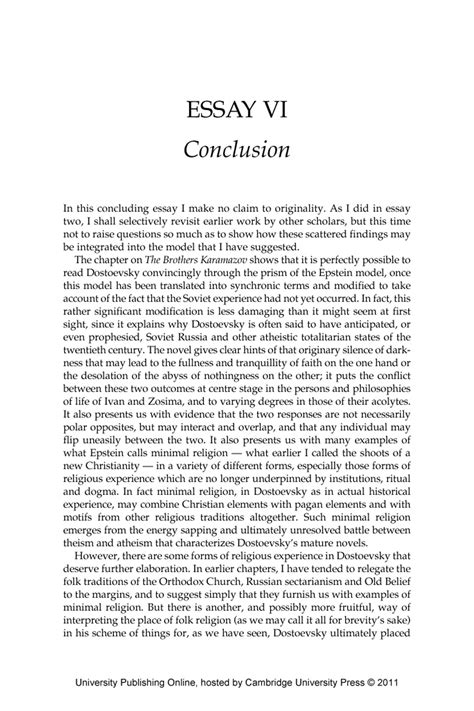 thesis abstract conclusion a conclusion to an essay about homeworkdesk x fc2 com