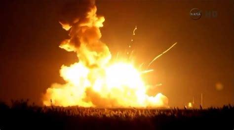 Fireplace Der Stop Cl by Nasa Antares Raket Eksploderede K 230 Mpe Eksplosion