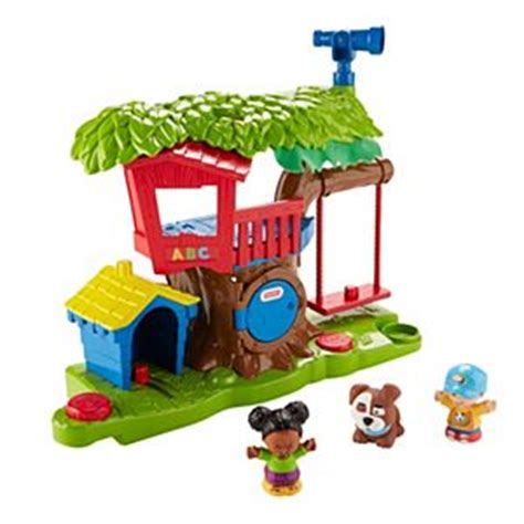 fisher price backyard treehouse swing treehouse dyf19 fisher price