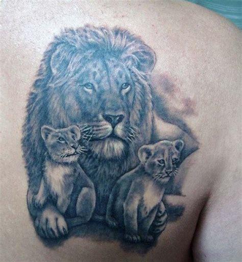 imagenes de leones chidos colecci 243 n con 73 tatuajes de leones valientes