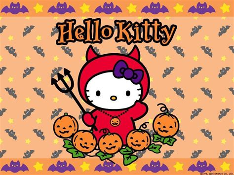 hello kitty autumn wallpaper hello kitty fall wallpapers wallpaper cave
