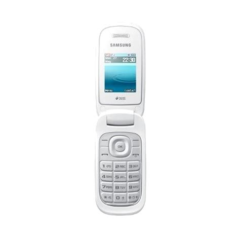 Baterai Hp Samsung Gt E1080f jual samsung gt e1272 handphone white harga