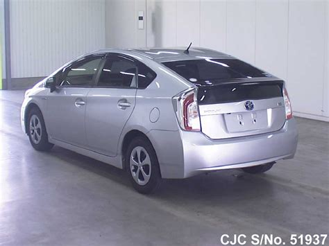 toyota prius for sale 2013 toyota prius hybrid silver for sale stock no 51937
