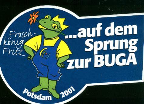 Aufkleber Drucken Potsdam by Aufkleber Buga Potsdam 2001 Omnibus Modell Shop Rhein Ruhr