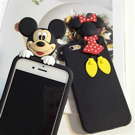 Iphone 6 6s 3d Mickey Minnie Casing Armor Be Murah buy wholesale cover from china cover wholesalers aliexpress