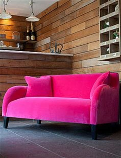 bright pink sofa pretty pretty pink sit here on pinterest pink chairs