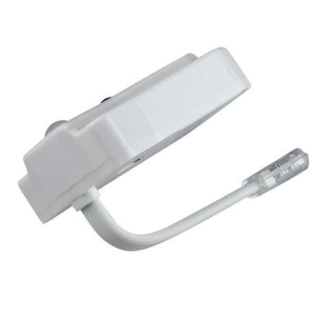 Led Automatic Voice Activated Sensor Light Yh229 auto motion activated sensor voice toilet nightlight uv sterilizer light ebay