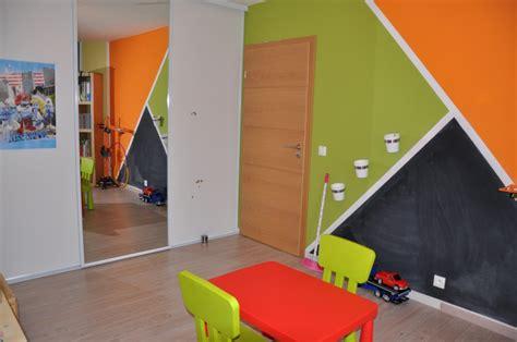 chambre enfant orange jeux photo 4 5 maintenant que le demenagement est fait
