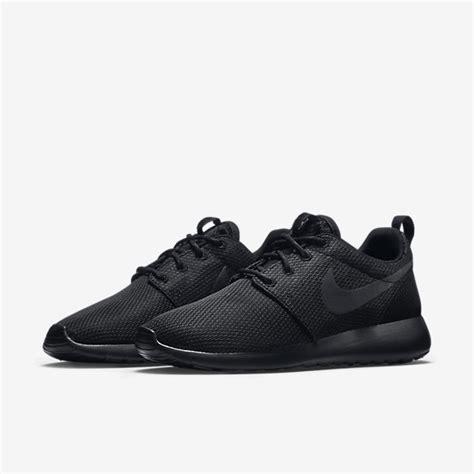 black sneakers for toddlers sneakers for roshe all black navis