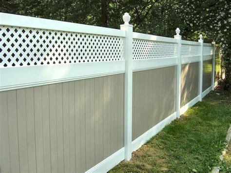 recinzioni privacy giardino recinzioni in pvc recinzioni tipologia di recinzioni