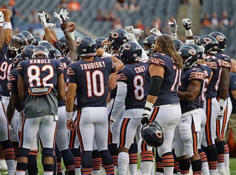 Chicago Bears chicago bears preseason week1 three takeaways