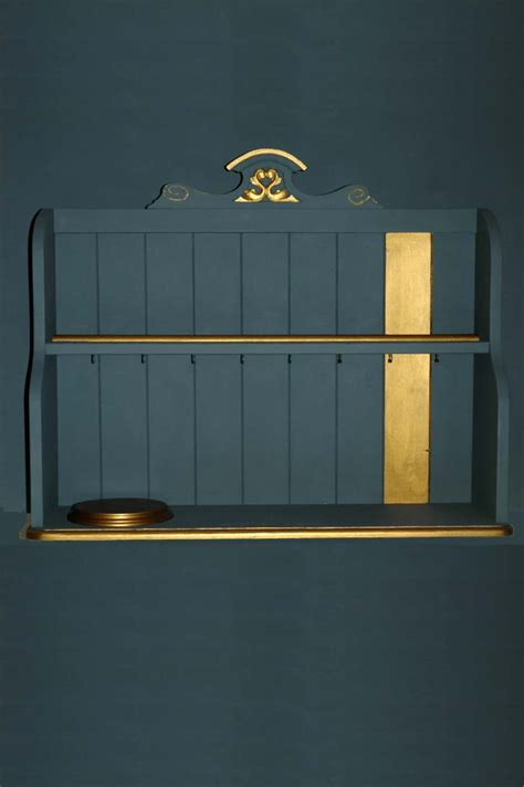 objects  design  grey  gold shelves mad