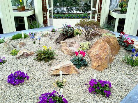 garden rockery design ideas homedesigns hardscaping pea
