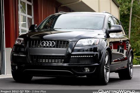 Audi Q7 2012 by 2012 Audi Q7 Diesel