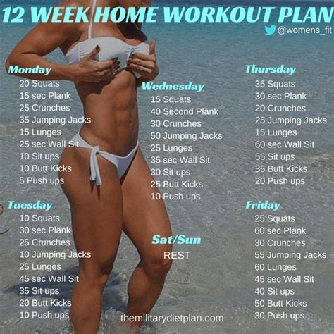 17 best ideas about 12 week workout on 12