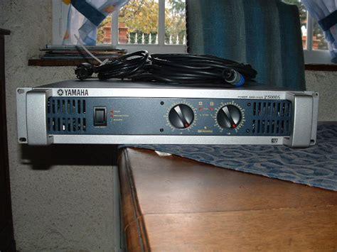 Power Lifier Yamaha P5000s forum hdfever consulter le sujet pimp my
