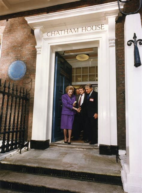 Chatham House by Chatham House Where Credibility