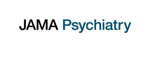 Research Letter Jama Psychiatry Palmer Lab In Emerging Multidisciplinary Approaches To Mental Health And Disease