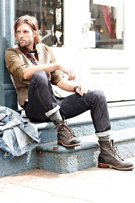 Rugged Mens Style by 25 Rugged S Fashion Ideas For This Year Instaloverz