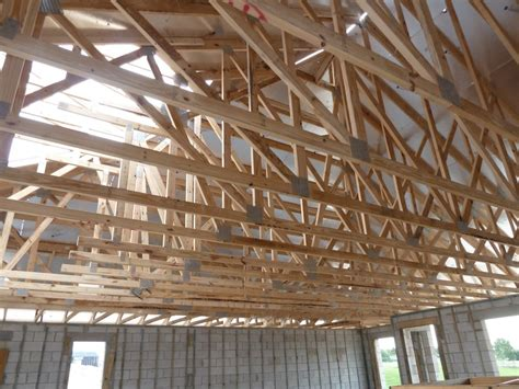 Prefabricated Roof Trusses by Prefab Roof Trusses Picture Prefab Homes Types Of