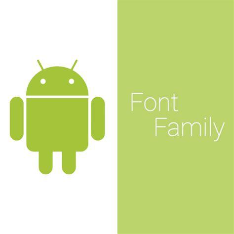 android fontfamily android における最適なフォント環境を考えてみる ミルログ
