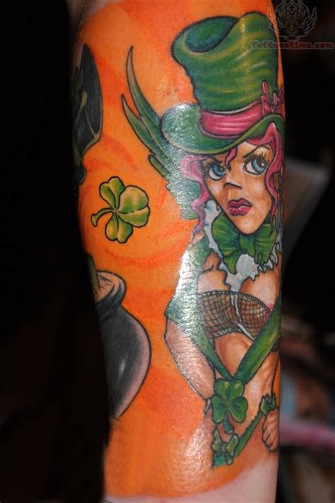 leprechaun tattoo designs leprechaun images designs