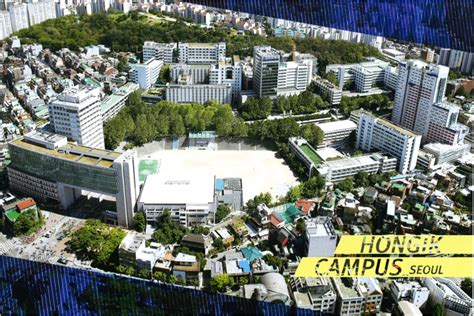 hongik university hongik multi campus