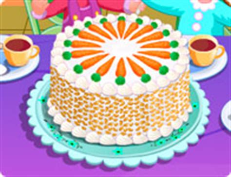 Easy Kitchen Decorating Ideas Carrot Cake Cooking Cooking Games