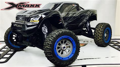 Madmax Traxxas X Maxx Wheels Tires On Rims 1 5 Hpi Km Baja 5b traxxas x maxx facelift 1 5th scale wheels