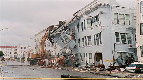 earthquake of 1989 1989 loma prieta earthquake