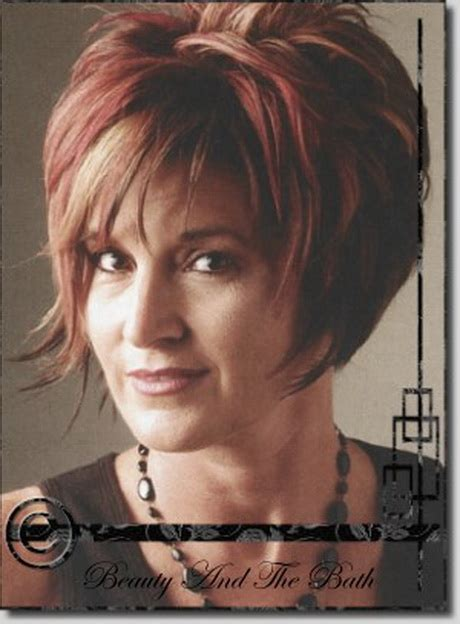 haircuts for 50 year old woman pictures hair style and