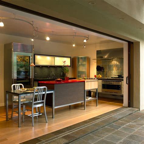 Desain dapur dengan konsep model terbuka   Desain & Model