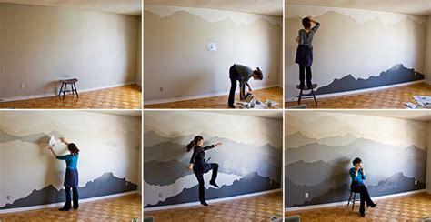 Come Dipingere Una Parete In Modo Originale by Idee Per Dipingere Le Pareti Sfondi Acquerellati E