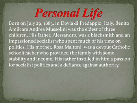 chapter 28 section 3 fascism in italy benito mussolini