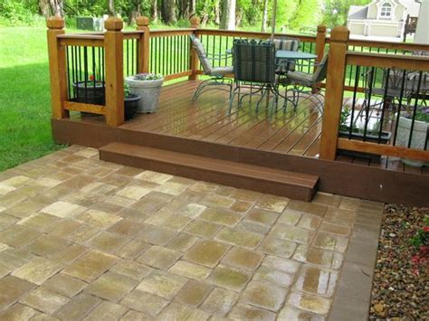 deck and patio   Decks & Patios   Pinterest