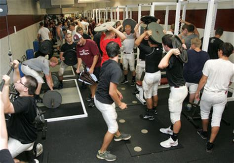 weight room workouts for football players copying a program is a mistake jim kielbaso