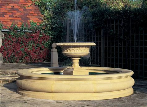 roman medium pool haddonstone