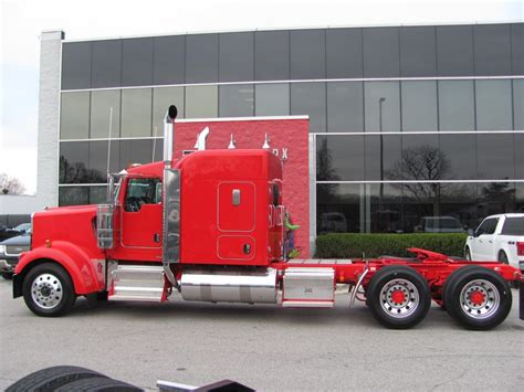 used kenworth w900l trucks for sale kenworth w900l glider kit trucks for sale 12 used trucks