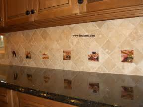 Accent Tiles For Kitchen Backsplash by The Vineyard Tile Murals Tuscan Wine Tiles Kitchen