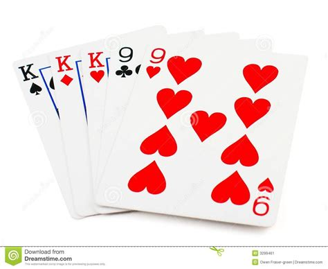 what is a full house in poker full house stock image image 3299461