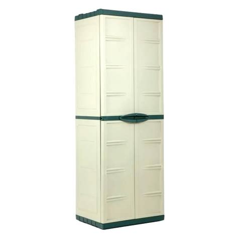 Plastic Storage Cabinets Lowes Information